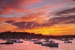Sunrise, Carvers Harbor, Vinalhaven, Maine, USA