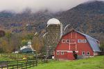 Farm near West Arlington, Vermont, USA
