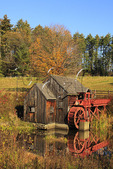 Guildhall Mill, Guildhall, Vermont, USA