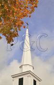 Church Steeple, Grafton, Vermont, USA