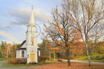 Saint Matthews Episcopal Church, Sugar Hill, White Mountains, New Hampshire, USA