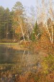 Pearl Lake, Sugar Hill, White Mountains, New Hampshire, USA
