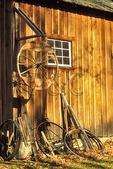 Wagon Shop, Historic Millbrook Village, Delaware Water Gap National Recreation Area, New Jersey