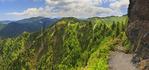 Charlie's Bunion, Great Smoky Mountains National Park, North Carolina, Tennessee, USA