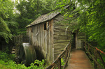 Cable Mill, Cades Cove, Great Smoky Mountains National Park, Tennessee, USA