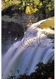Middle Falls, Letchworth State Park, Castile, New York