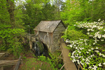 John P Cable Grist Mill, Cades Cove, Great Smoky Mountains National Park, Tennessee, USA