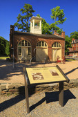 John Brown Fort, Harpers Ferry, West Virginia, USA