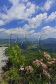 McAfee Knob, Appalachian Trail, Roanoke, Virginia, USA