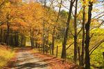 Western Highland County, Doe Hill, Virginia, USA