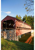 Sachs Covered Bridge, Gettysburg, Pennsylvania