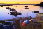 Sunrise, Five Islands, Maine, USA