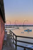 Moonrise, Five Islands, Maine, USA
