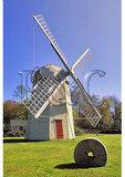 Historic Windmill, Jamestown, Rhode Island