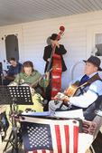 Shenandoah Minstrels, Maple Sugar Festival, Duffs Sugar House, Meadowdale, Virginia, USA