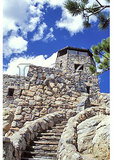 Harney Peak Lookout Tower, Custer State Park, Rapid City, South Dakota