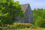 Barn, Haven, Maine, USA