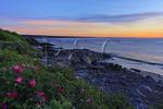 Sunrise, Marginal Way, Ogunquit, Maine, USA