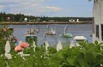 Elsas Inn, Prospect Harbor Point Lighthouse, Prospect Harbor, Maine, USA