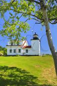 Fort Point Light, Stockton Springs, Maine, USA