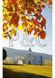 Union Chapel, Western Highland County, Virginia