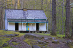 Alfred Reagan House, Great Smoky Mountains National Park, Tennessee, USA