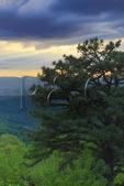 Pass Mountain Overlook, Shenandoah National Park, Virginia, USA