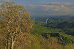 Range View Overlook, Shenandoah National Park, Virginia, USA