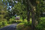 Country Road, Sangerville, Shenandoah Valley, Virginia, USA