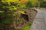 Amphitheatre Bridge, Amphitheatre Loop Carriage Road, Acadia National Park, Maine, USA