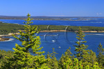 View From Schoodic Head, Schoodic Peninsula, Acadia National Park, Maine, USA