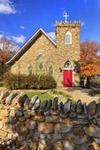 Saint Stephen and the Good Shepherd Church, Shenandoah Valley, Elkton, Virginia, USA