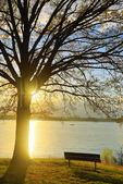 Sunrise, Bay View, Kenlake State Resort Park, Kentucky, USA