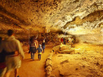 Cleveland Avenue Tour, Mammoth Cave National Park, Park City, Kentucky, USA