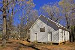 Mammoth Cave Baptist Church, Mammoth Cave National Park, Park City, Kentucky, USA