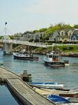 Perkins Cove, Ogunquit, Maine, USA