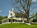 Aspect, Saint_Gaudens National Historic Site, Cornish, New Hampshire, USA
