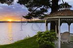 The Lake House at Ferry Point Inn, Winnisquam Lake, Sanbornton, New Hampshire, USA
