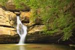 Cedar Falls, Hocking Hills State Park, Logan, Ohio, USA