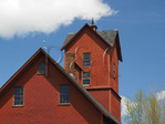 The Old Red Mill, Jericho, Vermont, USA