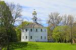 The Round Church, Richmond, Vermont, USA
