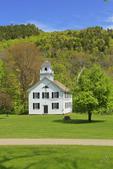 Royalton Town House  (Town Hall) , Village Common, Royalton, Vermont, USA