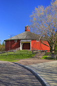 Round Barn, Shelburne Farms, Shelburne, Vermont, USA