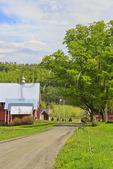 Near Tunbridge, Vermont, USA