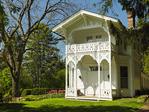 The Belvedere, Marsh-Billings-Rockefeller National Historical Park, Woodstock, Vermont, USA