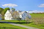 Barn, Woodstock, Vermont, USA
