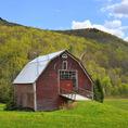 Barn, Rochester, Vermont, USA