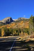 Bear Lake Road, Rocky Mountain National Park, Estes, Colorado, USA