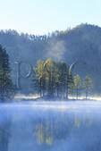 Sunrise, Stockade Lake, Custer State Park, Black Hills, South Dakota, USA