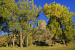 Devils Tower National Monument, Devils Tower, Wyoming, USA